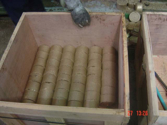 Брикеты для отопления из опилок своими руками 30
