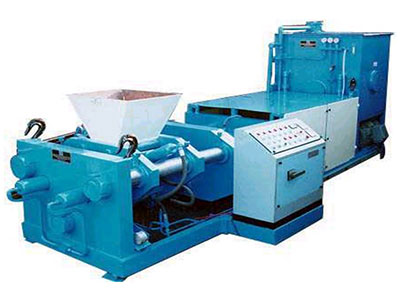 Types and application of briquette press machine