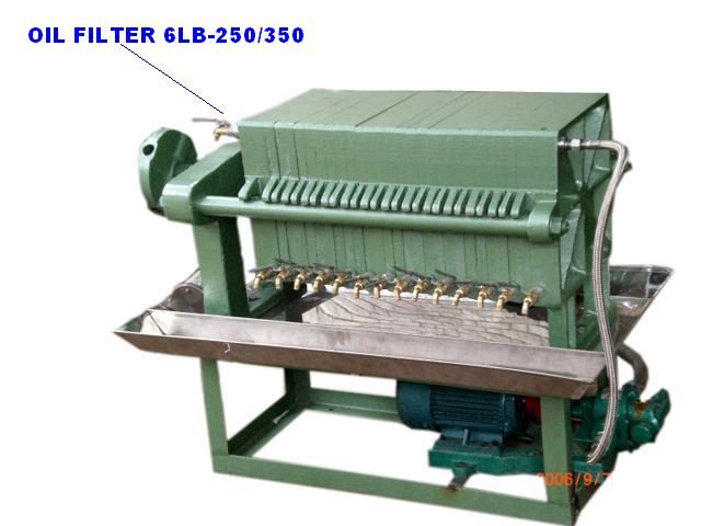 High Quality Vegetable Oil Filter Press For Small