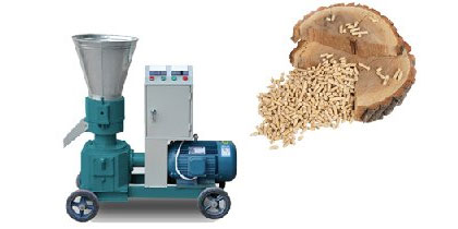 Biomass Pellet Press