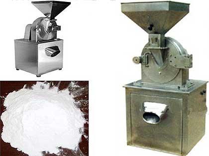 Cassava Flour Mill