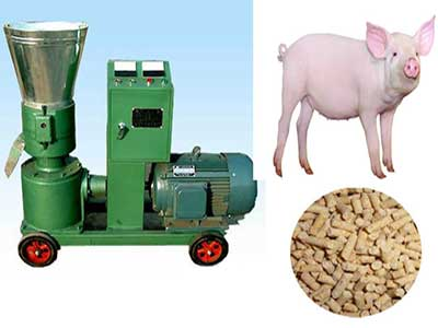 pig feed mill