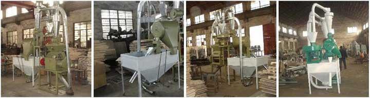 small flour mills