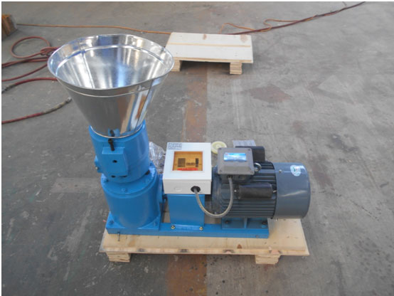Small Pellet Machine With Electric Motor