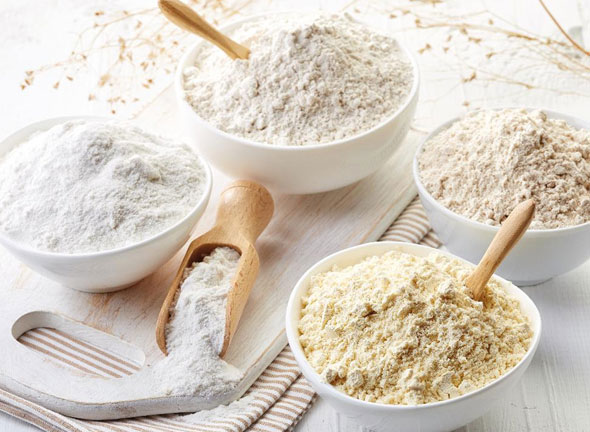 quality of flour