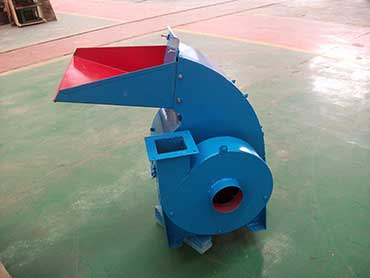wood hammer mill wiothout cyclone